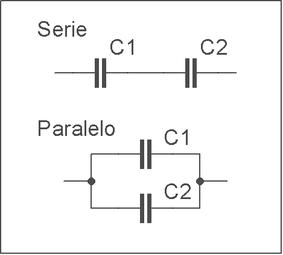 Capacitor En Serie Y En Paralelo Calculadora Tekespin